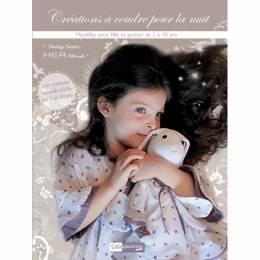 Créations à coudre pour la nuit livre Créapassions - 482