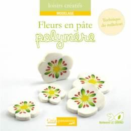 Fleurs en pâte polymère - 482