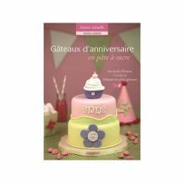 Gâteaux d'anniversaire en pâte à sucre - 482