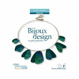 Bijoux design en pâte polymère - 482