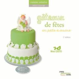 Gâteaux de fêtes en pâte à sucre (édition 2) - 482