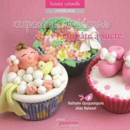 Cupcakes et décors en pâte à sucre - 482