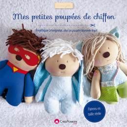 Créapassions Mes petites poupées de chiffon - 482