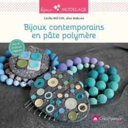 Bijoux contemporains en pâte polymère - 482