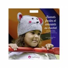 Bonnets faciles et amusants au crochet - 482