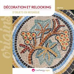 Décoration et relooking d'objets en mosaïque - 482
