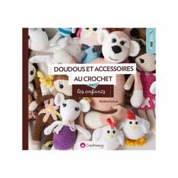 Doudous et accessoires au crochet pour les enfants - 482