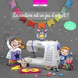 Créapassions La couture est un jeu d'enfant - 482