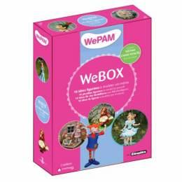 Webox 10 idées figurines à modeler soi-même - 482