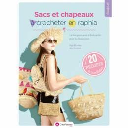 Livre Sacs et chapeaux à crocheter en raphia - 482