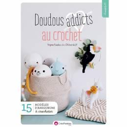 Doudous addicts au crochet Créapassions - 482
