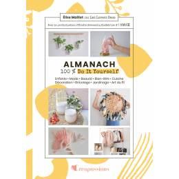Livre Créapassions Almanach - 482