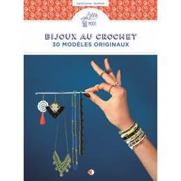 Livre Créapassions Bijoux au crochet - 482