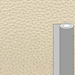 Coupon tissu simili cuir irisé or 50 x 69 cm - 488