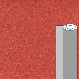 Coupon tissu pailleté rouge 50 x 69 cm - 488