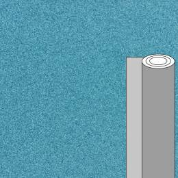 Coupon tissu pailleté bleu 50 x 69 cm - 488