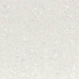 Tissu pailleté caviar blanc - 488