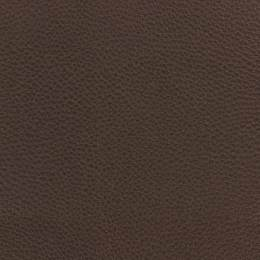 Tissu simili cuir irisé chocolat - 488