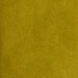 Tissu Stof Avalana velours stretch moutarde - 489