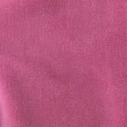Tissu Stof Avalana velours stretch rose - 489