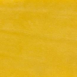 Tissu Stof Avalana velours stretch jaune - 489