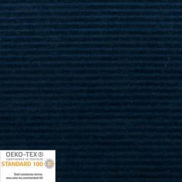 Tissu Stof velours stretch Avalana canard à côte - 489