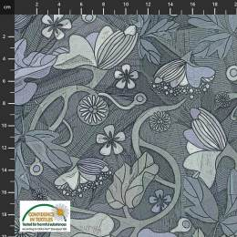 Tissu Stof Fabrics Avalana viscose - 489