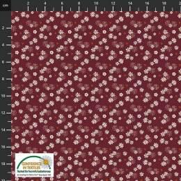 Tissu Stof Fabrics Avalana popeline de coton - 489