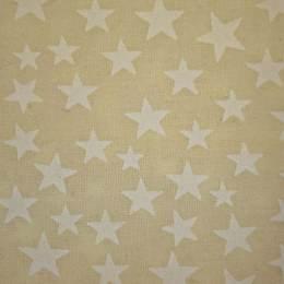 Tissu Stof Fabrics All stars tone on tone - 489