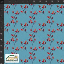 Tissu Stof Fabrics Winter 4 you - 489