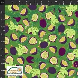 Tissu Stof Fabrics Garden Passion - 489