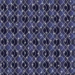 Tissu Stof Fabric Magic Christmas - 489