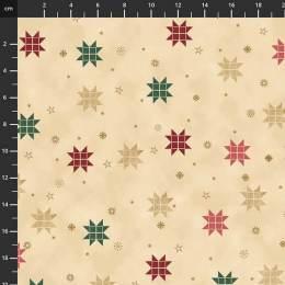Tissu Stof Fabrics Christmas is near - 489