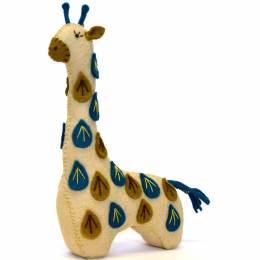 Kit feutrine madame la girafe - 490