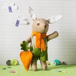 Kit feutrine lapin bunny - 490