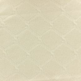 Tissu plain stitches cross knitty écru - 495