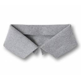 Col Polo Me Alb Stoffe gris Taille L - 495