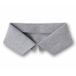 Col Polo Me Alb Stoffe gris Taille S - 495