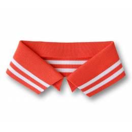 Col Polo Me Alb Stoffe orange Taille XL - 495