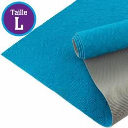 Tissu antiglisse ALB Keep Me taille L bleu-gris - 495