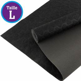 Tissu antiglisse ALB Keep Me taille L noir-gris - 495