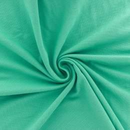 Tissu piqué uni Alb Stoffe vert - 495