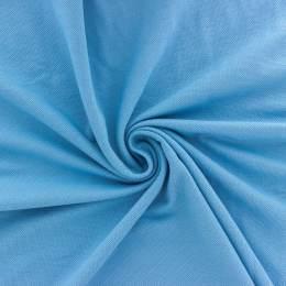 Tissu piqué uni Alb Stoffe ciel - 495