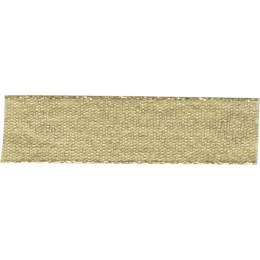 Ruban décoratif lurex doré 16 mm - 496