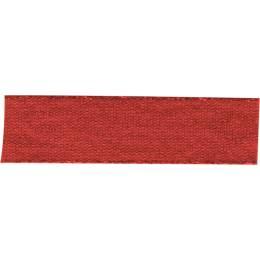 Ruban décoratif lurex rouge 16 mm - 496