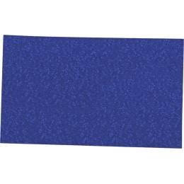 Ruban décoratif lurex bleu 36 mm - 496