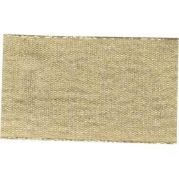 Ruban décoratif lurex doré 36 mm - 496