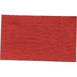 Ruban décoratif lurex rouge 36 mm - 496