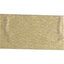 Ruban décoratif lurex doré 38 mm - 496