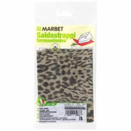 Pièce thermocollante sur la face léopard - 498